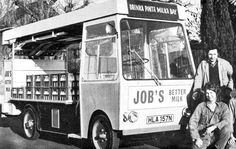 """The """"Jobac"""" - designed and built by Job's in the Body Repair Shop at Hanworth"""