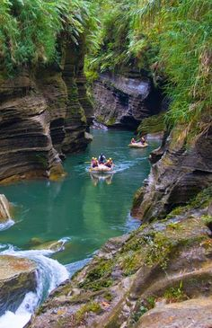 Navua river, Fiji - is soo awesome place for a boat trip! Do it with meets.com!
