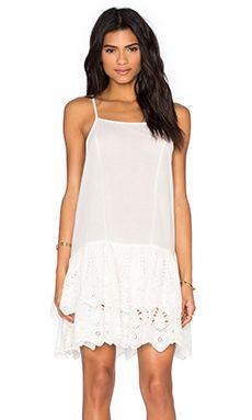 7ab776b1dad8 Somedays Lovin Serenade Lace Ra Ra Dress in White Revolve Clothing