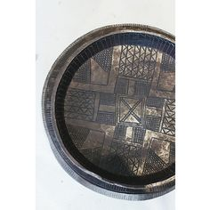 Manyara Home :: Decorative :: Carved Wood Tray $245