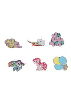 My Little Pony Earringswant really bad hint hint