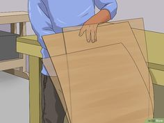 How to Bend Plywood: 10 Steps (with Pictures) - wikiHow