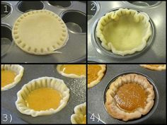 mini pie recipe