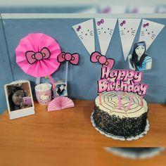 Hello Kitty Theme, Birthday
