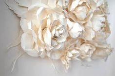 floral paper art - Google Search