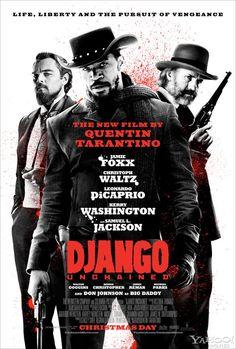 Django: Unchained Tarrantino Movie