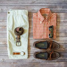 Outfit grid - Summer with style