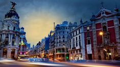 Cheap Flights to Madrid (MAD), Spain, cheapest flights Countries To Visit, Cool Countries, Countries Of The World, Rhode Island, Madrid Wallpaper, Madrid City, Skyline, Travel Wallpaper, Cities In Europe