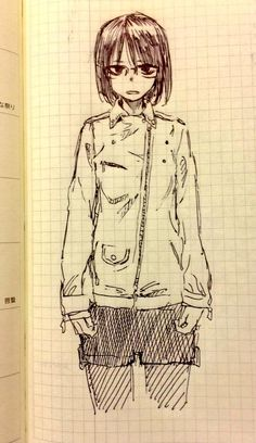Anime Girl Drawings, Manga Drawing, Manga Art, Cool Drawings, Manga Anime, Anime Art, Manga Poses, Different Art Styles, Anime Sketch