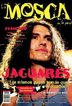 Saul Hernandez en la portada de La Mosca en la Pared !!