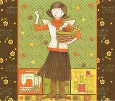 DebbieMumm Her sewing Angel!