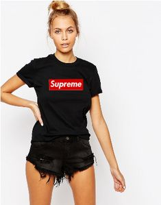 Supreme Box Logo black T-shirt | Online Sales