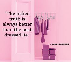 Quote by Agnes Landers