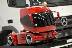 MB Future Truck 2011 by Ronaldo Lopes