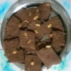 lericettediziasara: mattonelle al cioccolato e arachidi salate(cookies...