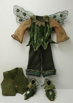 Moss Forest Fairy Outfit   Flickr - Photo Sharing!