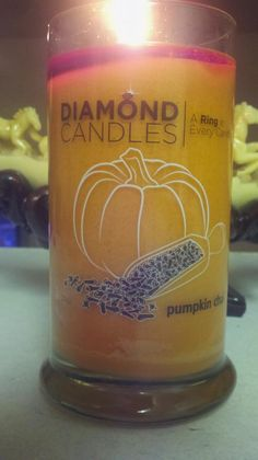 Pumpkin Chai  @diamond Candles just saying if anyone bought me this i would love you forever. lol