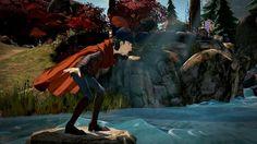 King's Quest: twórcy o ręcznym malowaniu gry