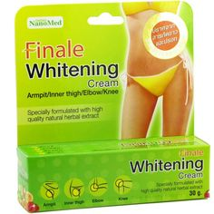 Finale Skin Whitening Cream for Bikini Line Armpits Thighs Elbows Knees 30ml 1oz Listing in the Body Moisturisers & Lotions,Body, Bath & Shower,Health & Beauty Category on eBid Asia | 144313530