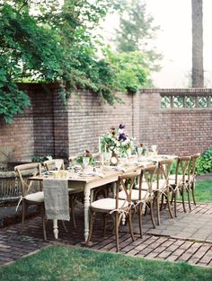 The Secret Garden – A Romantic Garden Wedding Inspiration Shoot