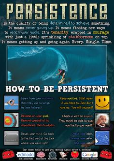 Habits of Minds: Persistence—Activities for the Cold Winter | The Educator's RoomThe Educator's Room | Empowering Teachers as the Experts.