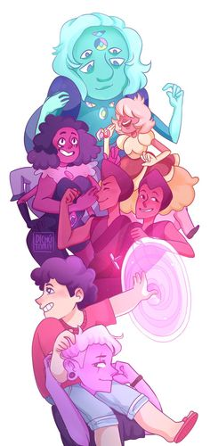The comment is true listen to it. But seriously though I love how Lars is looking at Steven. Maybe like he's in love. ❤️❤️