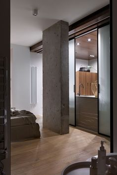 Concrete gets a bad rap. It describes a drab, matte color. An unfinished building. A cracked sidewalk. But as industrial design has taken over a good deal of th