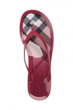 BURBERRY Flip flops - Infradito - Calzature - Fashionis
