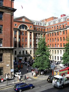 Middlesex Hospital, London W1 | Flickr - Photo Sharing!