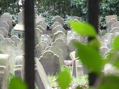 """The Victorian Pet Cemetery in Hyde Park, Westminster 