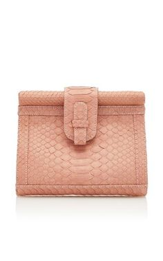 989c2f3a0b Carmen Clutch by Ximena Kavalekas Fall Winter 2018 Leather Clutch Bags