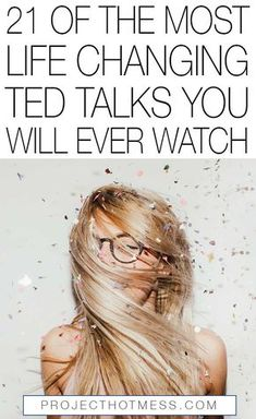 21 Of The Most Life Changing TED Talks You Will Ever Watch - Watch - Ideas of Watch - TED Talks can inspire and motivate you but amazing TED Talks can change your life. These are some of the most life changing TED Talks you will ever watch. Stephen Covey, Personal Development, Self Development, Detox Kur, Self Improvement Tips, Life Advice, Health Benefits, Health Tips, Health Care