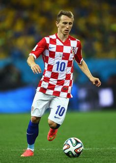Luka Modric. Real Madrid and Croatia National Team