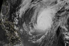 Typhoon Maysak Approaches the Philippines : Image of the Day : NASA Earth Observatory