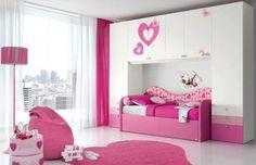 diseño cuarto para princesas