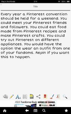 Pinterest-con?