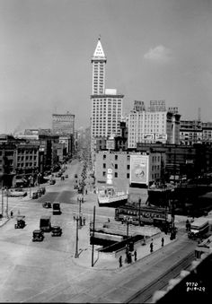 Smith Tower, 1929