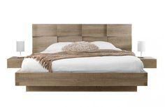 Lit 160 x 200 Collection Mervent | Fabricant de meubles Gautier