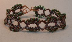 Square Dance Bracelet Class at Funky Hannah's in Racine, WI May 4th 2-5pm