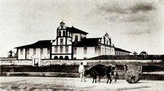 São Paulo em Preto & Branco: Mosteiro da Luz Ano: 1867 Autor: desconhecido