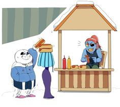 hot dog, sans, and undertale