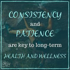 Consistency and patience are KEY to long-term health and wellness.  Isn't your health worth it?❤️💦🍒 #unstopppable #girlpower #womenempowerment #selfconfidence #fitforlife #anxiety #lovinglife #fitforlife #warrior #singleparent #gratitude #love #infographic #unconditionallove #progressnotperfection #healthymind #lifebalance #allaboutbalancebaby