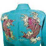 Save an extra 5%, Just share this product! Your friends need to know they can buy their gear here for less! Century® / Ami James Exclusive Limited Series Koi Gi