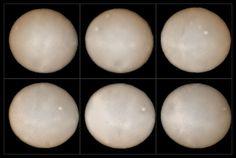 Helle Flecken auf Zwergplanet Ceres auch von der Erde aus sichtbar . . . http://www.grenzwissenschaft-aktuell.de/helle-flecken-auf-ceres-von-erde-aus-sichtbar20150908/ . . . Abb: ESO,B.Yang & Z.Wahhaj