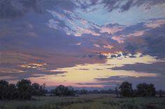 Bruce Peil (oil on canvas)
