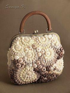 Muitas variedades de lindas bolsas de crochê. Discussão sobre LiveInternet - Serviço diário russo on-line