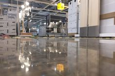 Gallery - Refined Polished Concrete Specialists Acid Stained Concrete Floors, Polished Concrete, New Builds, Flooring, Architecture, Gallery, Building, Arquitetura, Roof Rack