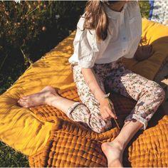 "Pantalon Enfant Fille et Garçon Léger en Coton ""Raja"" Midi Skirt, Skirts, Fashion, Plus Size, Cotton, Moda, Midi Skirts, Fashion Styles, Skirt"