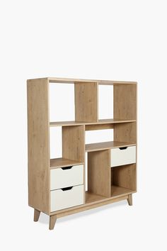 Newport Bookcase With Drawers - Shelves & Room Dividers - Shop Liv Bookcase With Drawers, Drawer Shelves, Bookcase Shelves, Drawer Unit, Solid Wood Furniture, Lounge Furniture, New Furniture, Living Room Lounge, Living Room Accessories
