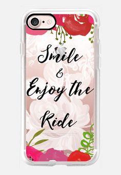 Enjoy iPhone 7 Case by Li Zamperini | Casetify